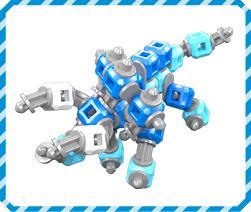 トリケラトプス-可動